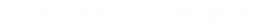 Landgard Blattgrün Logo Weiß